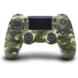 Sony - DualShock 4 V2 Gamepad PlayStation 4 Analógico/Digital Bluetooth/USB Camuflaje
