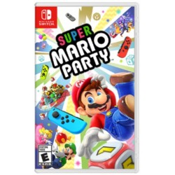 Nintendo - Super Mario Party vídeo juego Nintendo Switch Básico Plurilingüe