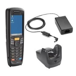 """Zebra - MC2180 2.8"""" 320 x 240Pixeles Pantalla táctil 240.7g Negro ordenador móvil industrial"""