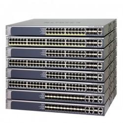 Netgear - M5300-28GF3 Gestionado L2+ Plata 1U Energía sobre Ethernet (PoE)