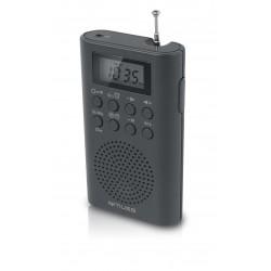 Muse - M-03 R radio Portátil Analógica Negro