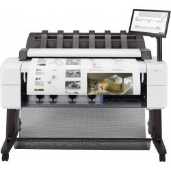 HP - Designjet T2600dr impresora de gran formato Color 2400 x 1200 DPI Inyección de tinta térmica A0 (841 x 1189 mm) Ethernet