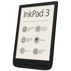 Pocketbook - InkPad 3 lectore de e-book Pantalla táctil 8 GB Wifi Negro