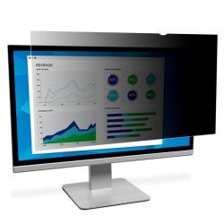 """3M - Filtro de privacidad de para monitor de escritorio con pantalla panorámica de 19"""" (16:10)"""