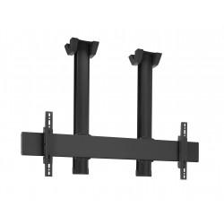 """Vogel's - CD1584 soporte de techo para pantalla plana 165,1 cm (65"""") Negro"""