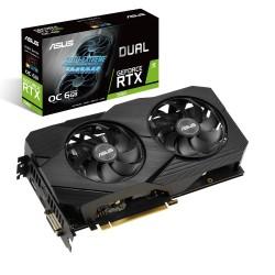 ASUS - Dual -RTX2060-O6G-EVO GeForce RTX 2060 6 GB GDDR6