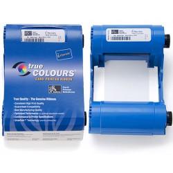 Zebra - Color Ribbon YMCKO cinta para impresora 200 páginas