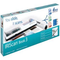 I.R.I.S. - IRIScan Book 3 900 x 900 DPI Lápiz escáner Blanco