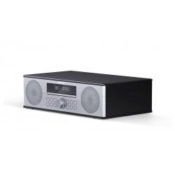 Sharp - XL-B710 Microcadena de música para uso doméstico Negro, Gris 30 W