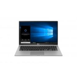 "LG - Gram 15Z990 Plata Portátil 39,6 cm (15.6"") 1920 x 1080 Pixeles 8ª generación de procesadores Intel® Core™ - 15Z990-V.AA75B"