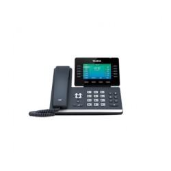 Yealink - SIP-T54W teléfono IP Negro Terminal con conexión por cable LCD 10 líneas Wifi