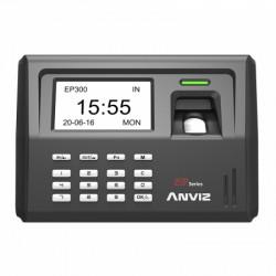 Anviz - EP300 lector de control de acceso Lector básico de control de acceso Negro
