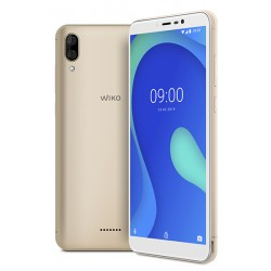 "Wiko - Y80 15,2 cm (5.99"") 2 GB 16 GB SIM doble Oro 4000 mAh"