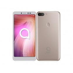 "Alcatel - 1S 14 cm (5.5"") 32 GB 3 GB SIM doble Oro 3060 mAh"