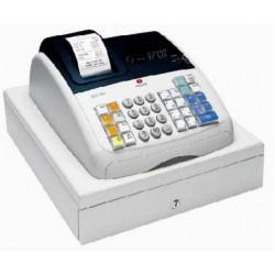 Olivetti - ECR 7700 caja registradora 400 PLUs Inyección de tinta térmica LCD