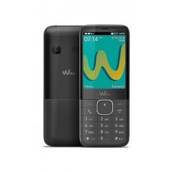 """Wiko - Riff3 Plus 6,1 cm (2.4"""") 73,5 g Negro Característica del teléfono"""