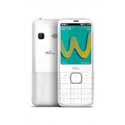 """Wiko - Riff3 Plus 6,1 cm (2.4"""") 73,5 g Blanco Característica del teléfono"""