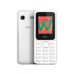 """Wiko - Lubi5 Plus 4,57 cm (1.8"""") 66,2 g Blanco Característica del teléfono - LUBI5PLUSWHITE"""