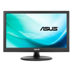 """ASUS - VT168N point touch monitor 39,6 cm (15.6"""") 1366 x 768 Pixeles Multi-touch Negro"""