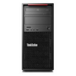Lenovo - ThinkStation P520c Intel® Xeon® W W-2123 16 GB DDR4-SDRAM 512 GB SSD Negro Torre Puesto de trabajo