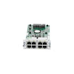 Cisco - NIM-ES2-8= módulo conmutador de red Gigabit Ethernet