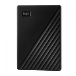 Western Digital - My Passport disco duro externo 5000 GB Negro