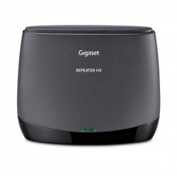 Gigaset - Repeater HX estación base DECT Negro