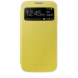 Samsung - S View funda para teléfono móvil Libro Amarillo