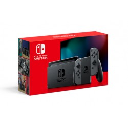 "Nintendo - Switch videoconsola portátil Gris 15,8 cm (6.2"") Pantalla táctil 32 GB Wifi"