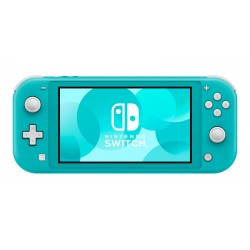 "Nintendo - Switch Lite videoconsola portátil Turquesa 14 cm (5.5"") Pantalla táctil 32 GB Wifi"