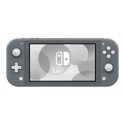 """Nintendo - Switch Lite videoconsola portátil Gris 14 cm (5.5"""") Pantalla táctil 32 GB Wifi"""