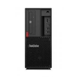 Lenovo - ThinkStation P330 9na generación de procesadores Intel® Core™ i7 i7-9700 16 GB DDR4-SDRAM 1256 GB HDD+SSD - 30CY002YSP