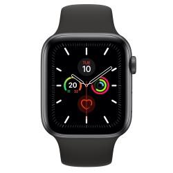 Apple - Watch Series 5 reloj inteligente Gris OLED Móvil GPS (satélite)