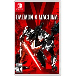 Nintendo - Daemon X Machina, Switch vídeo juego Nintendo Switch Básico