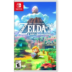 Nintendo - The Legend of Zelda: Link's Awakening, Switch vídeo juego Nintendo Switch Básico