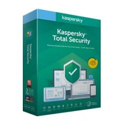 Kaspersky Lab - Total Security 2020 Licencia básica 1 año(s) - KL1949S5CFS-20