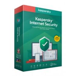 Kaspersky Lab - Internet Security 2020 Licencia básica 1 año(s) - KL1939S5EFS-20