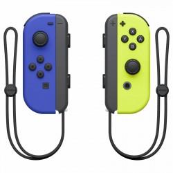 Nintendo - Joy-Con Gamepad Nintendo Switch Analógico/Digital Bluetooth Negro, Azul, Amarillo