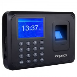 Approx - appATTENDANCE01 USB access control reader Negro