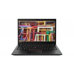 "Lenovo - ThinkPad T490s Negro Portátil 35,6 cm (14"") 1920 x 1080 Pixeles 8ª generación de procesadores Intel® Core™"