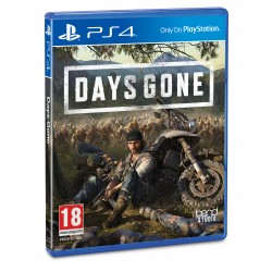 Sony - Days Gone, PS4 vídeo juego PlayStation 4 Básico