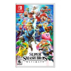 Nintendo - Super Smash Bros. Ultimate, Switch vídeo juego Nintendo Switch