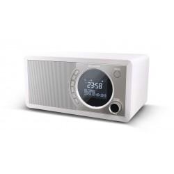 Sharp - DR-450(WH) radio Reloj Blanco