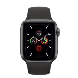 Apple - Watch Series 5 reloj inteligente Gris OLED GPS (satélite) - MWV82TY/A