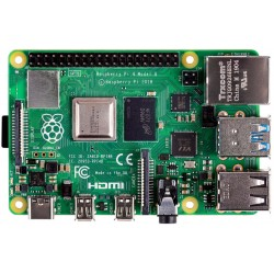 Raspberry Pi - 4 Model B placa de desarrollo 1,5 MHz BCM2711