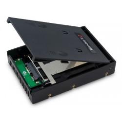 "Kingston Technology - 2.5 - 3.5"" SATA Drive Carrier Universal Funda de disco duro"
