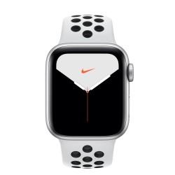 Apple - Watch Nike Series 5 reloj inteligente Plata OLED Móvil GPS (satélite) - MX3C2TY/A