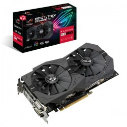 ASUS - ROG 90YV0AJ8-M0NA00 tarjeta gráfica AMD Radeon RX 570 8 GB GDDR5