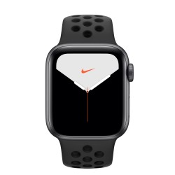 Apple - Watch Nike Series 5 OLED 40 mm Gris 4G GPS (satélite)
