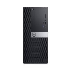 DELL - OptiPlex 7070 9na generación de procesadores Intel® Core™ i5 i5-9500 8 GB DDR4-SDRAM 256 GB SSD Mini Tower Negro PC Windo